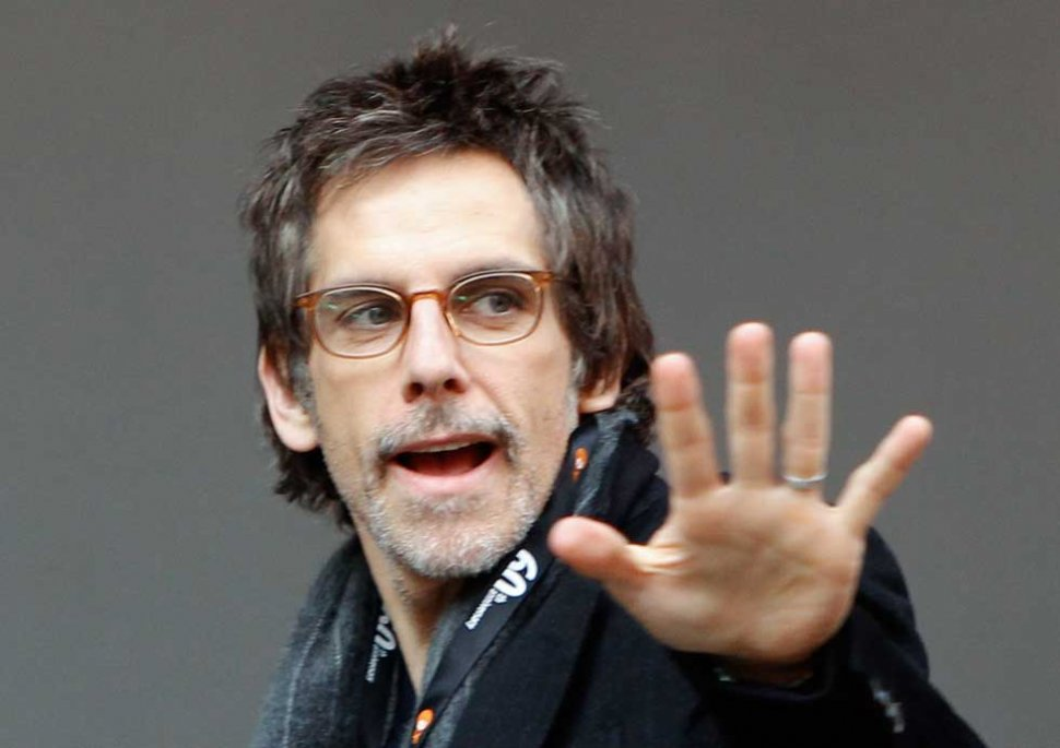 Ben Stiller - Wallpaper Actress