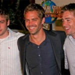 Los hermanos de Paul Walker serán los dobles en la séptima entrega de 'Fast and Furious'