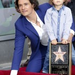 Orlando Bloom ya tiene su estrella de la Fama en Hollywood
