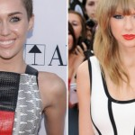 Miley Cyrus llama frígida a Taylor Swift