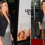 Jennifer Aniston embarazada de tres meses
