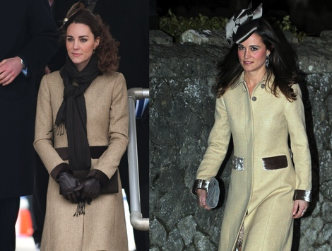Catalina de Cambridge, molesta con su hermana Pippa Middleton 1