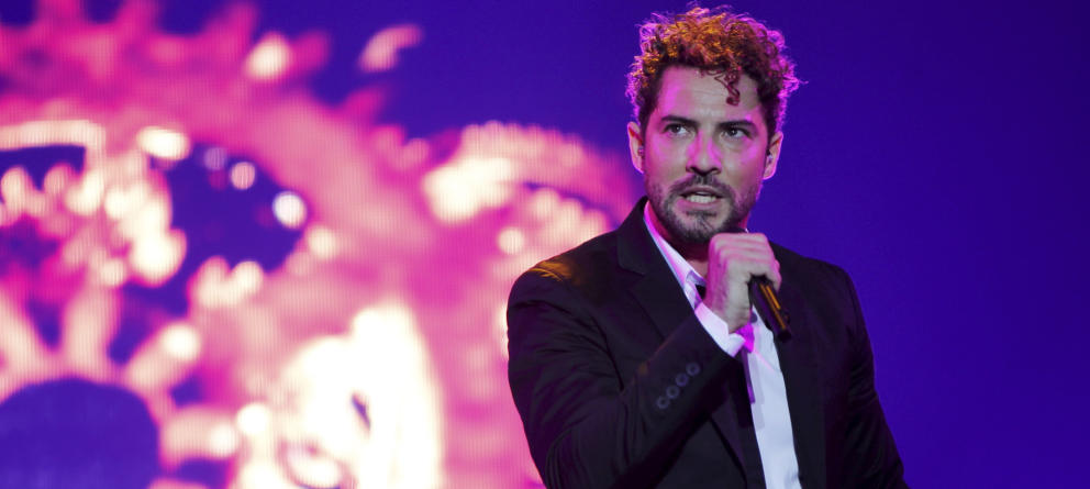David Bisbal finaliza su tour en Madrid 1