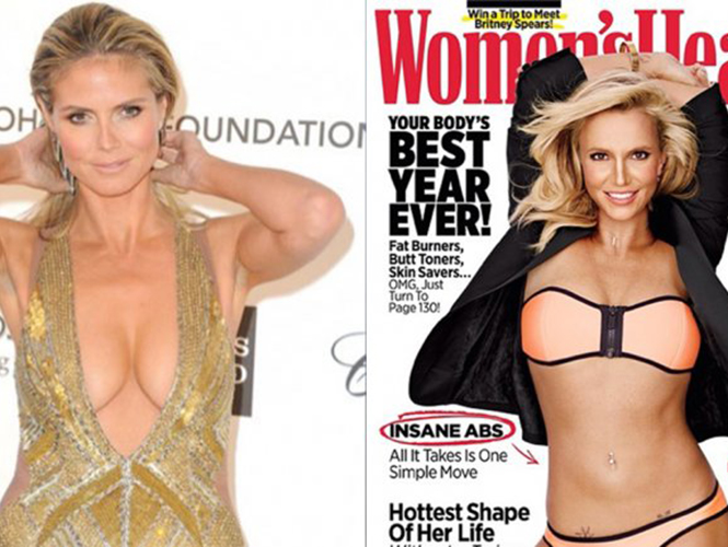 Una nueva Britney Spears irreconocible para Women's Health 1
