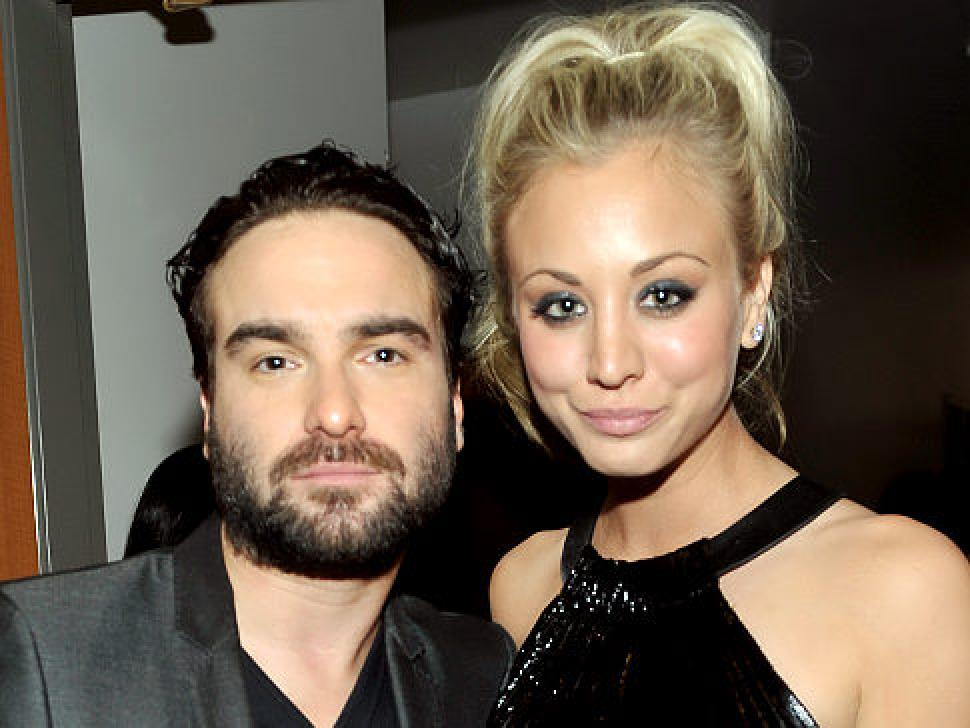 Kaley Coucco y Johny Galecki no están saliendo 2