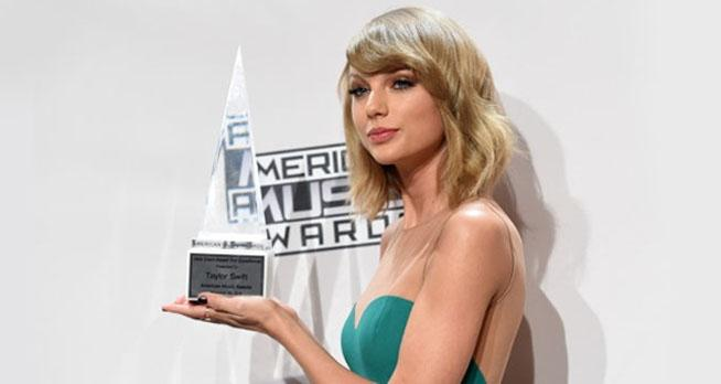 Taylor Swift lidera nominaciones a los American Music Awards 2015 1